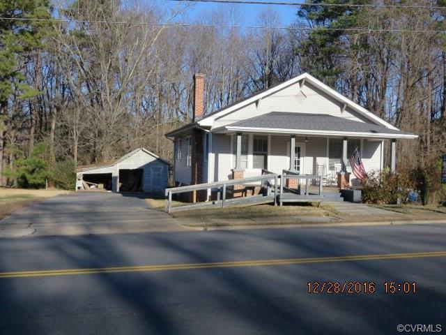 507 E Atlantic Street, South Hill, VA 23970 (MLS #1736146) :: EXIT First Realty