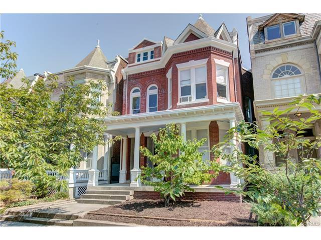 1628 W Grace Street, Richmond, VA 23220 (MLS #1736219) :: The RVA Group Realty