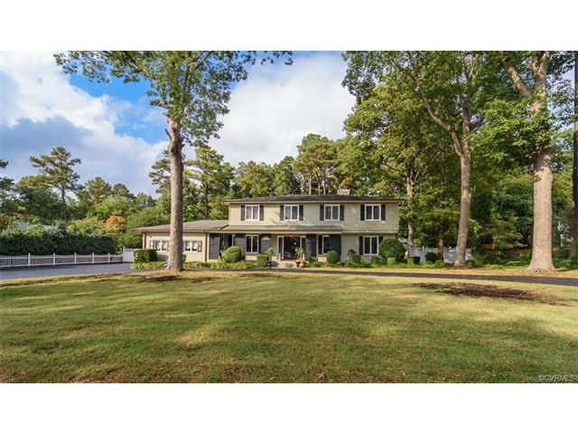 8904 Tarrytown Drive, Richmond, VA 23229 (MLS #1736235) :: The RVA Group Realty