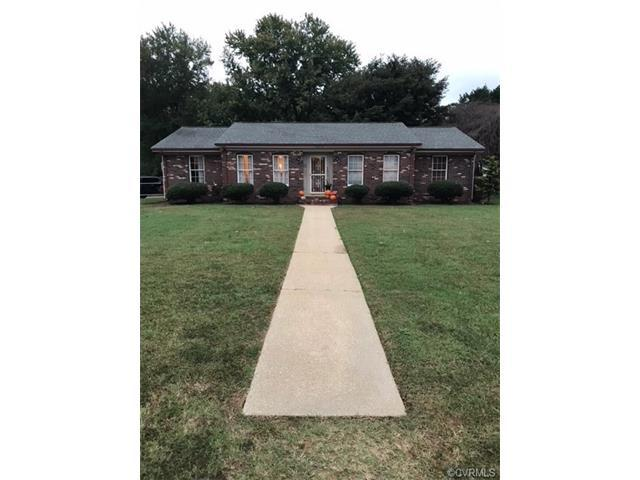 12812 Vogt Avenue, Chester, VA 23836 (#1736267) :: Resh Realty Group