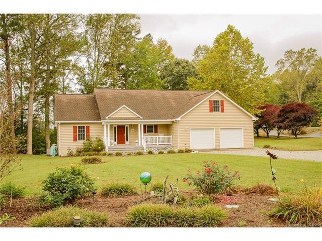 1360 Steamboat Lane, Heathsville, VA 22473 (#1736311) :: Abbitt Realty Co.