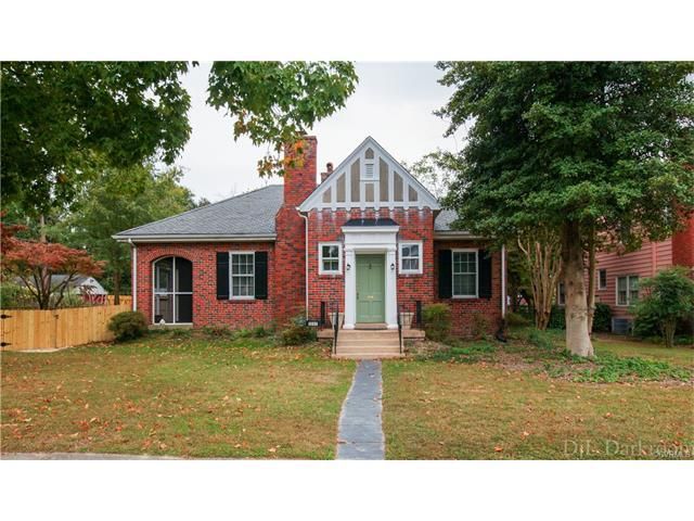 1207 Warren Avenue, Richmond, VA 23227 (MLS #1736358) :: The RVA Group Realty