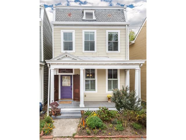 617 N 31st Street, Richmond, VA 23223 (MLS #1736369) :: The RVA Group Realty