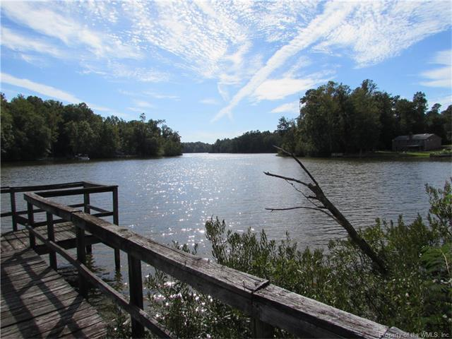 .78 Acre Lakeshore Court, Quinton, VA 23141 (MLS #1736646) :: The Ryan Sanford Team