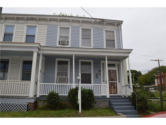 1319 W Leigh Street, Richmond, VA 23220 (MLS #1736657) :: The RVA Group Realty