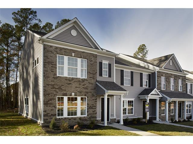 1326 Stone Ridge Park Loop B5, Henrico, VA 23228 (MLS #1736670) :: The Ryan Sanford Team