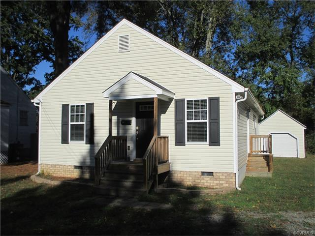210 N Oak Avenue, Sandston, VA 23075 (MLS #1736884) :: The Ryan Sanford Team