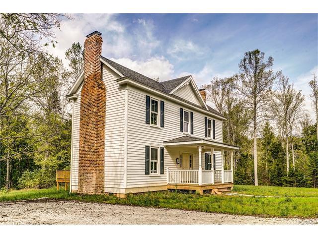 2300 Cartersville Road, Goochland, VA 23063 (MLS #1736904) :: The RVA Group Realty