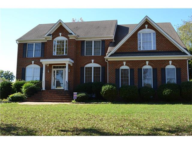 9005 Royal Birkdale Drive, Chesterfield, VA 23832 (MLS #1736992) :: The Ryan Sanford Team