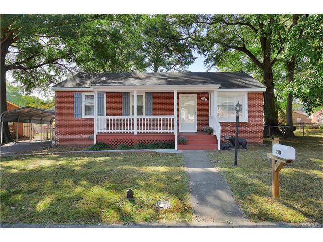 2904 Gordon Street, Hopewell, VA 23860 (#1737329) :: Resh Realty Group
