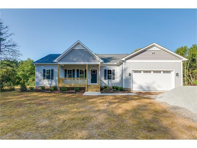 2.73 Acres Three Bridge Road, Goochland, VA 23139 (MLS #1737443) :: The RVA Group Realty