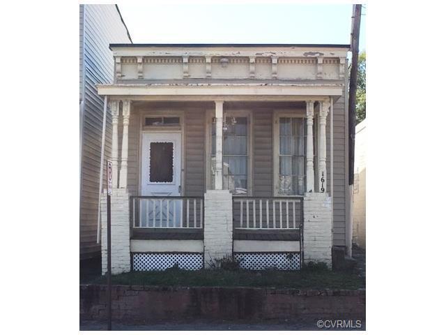 1619 W Cary Street, Richmond, VA 23220 (#1737447) :: Resh Realty Group