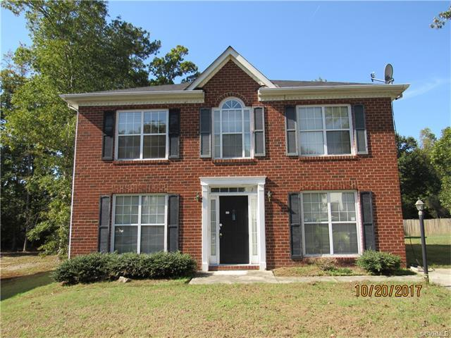9710 Ransom Hills Turn, North Chesterfield, VA 23237 (MLS #1737469) :: The RVA Group Realty