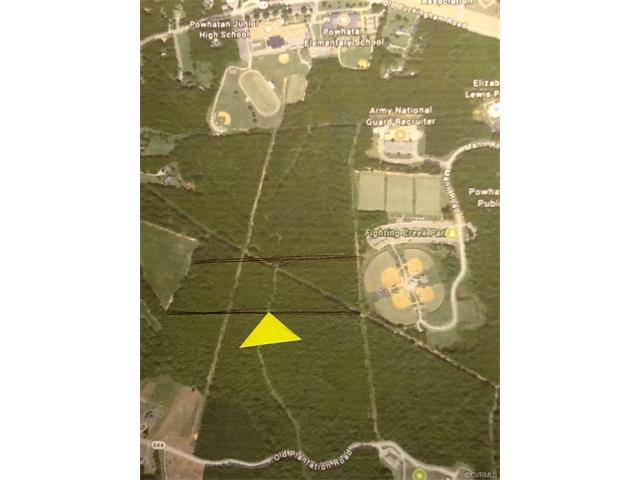 00 Old Plantation Road, Powhatan, VA 23139 (MLS #1737474) :: The RVA Group Realty