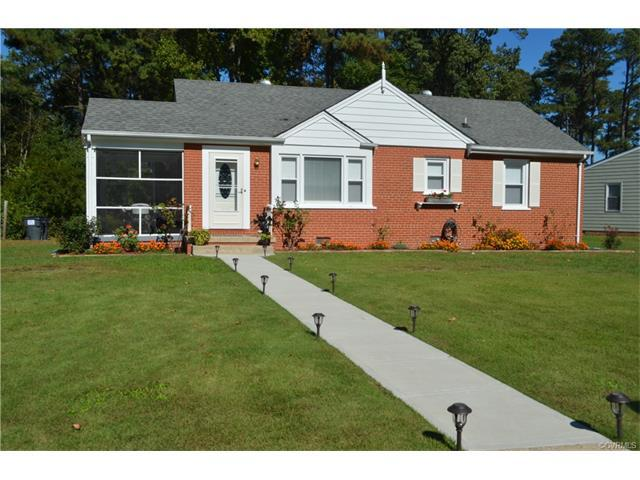 9022 Sparrow Drive, Henrico, VA 23229 (MLS #1737524) :: The RVA Group Realty
