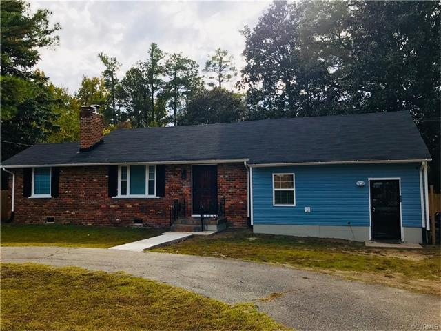 4121 Hickory Road, Chesterfield, VA 23803 (MLS #1737532) :: The RVA Group Realty