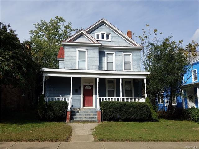 3508 1st Avenue, Richmond, VA 23222 (MLS #1737588) :: The RVA Group Realty
