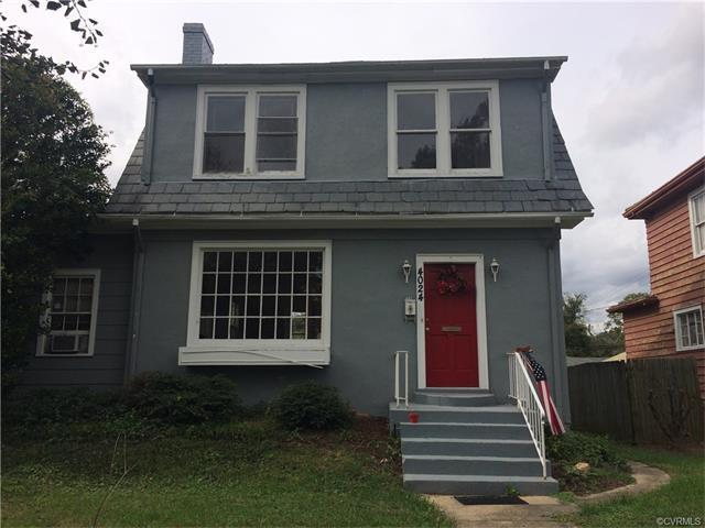 4024 Clinton Avenue, Richmond, VA 23227 (MLS #1737616) :: The RVA Group Realty
