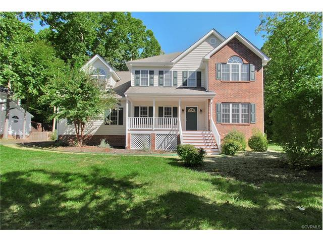 8607 Hillcreek Drive, Midlothian, VA 23112 (MLS #1737658) :: The RVA Group Realty