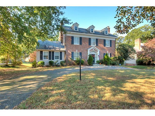 1666 Westover Avenue, Petersburg, VA 23805 (MLS #1737668) :: The RVA Group Realty