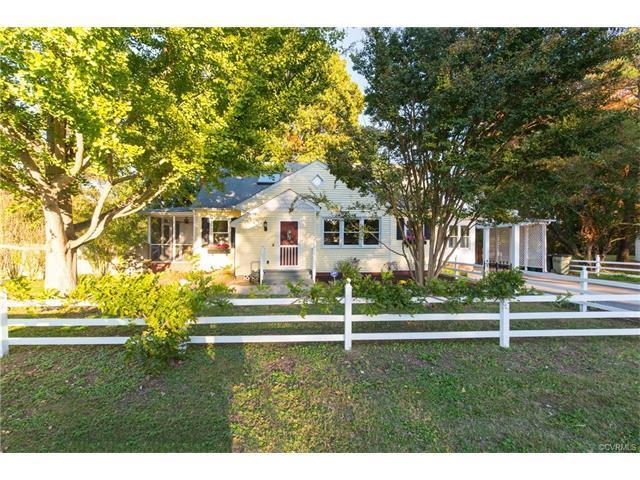 1017 Byswick Lane, Richmond, VA 23225 (MLS #1738316) :: Small & Associates