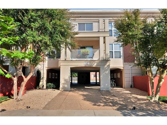 2100 Grove Avenue #13, Richmond, VA 23220 (MLS #1738689) :: Small & Associates