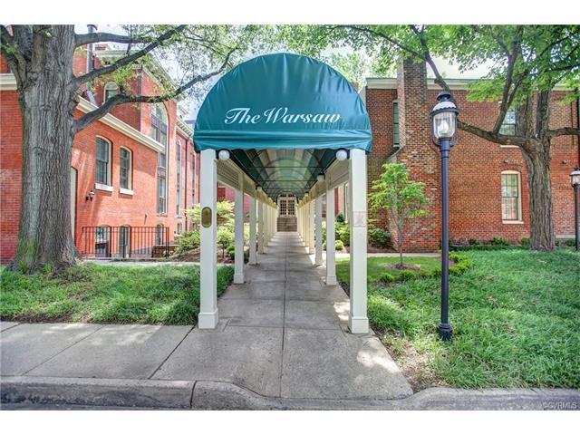 1415 Floyd Avenue #108, Richmond, VA 23220 (MLS #1738767) :: Small & Associates