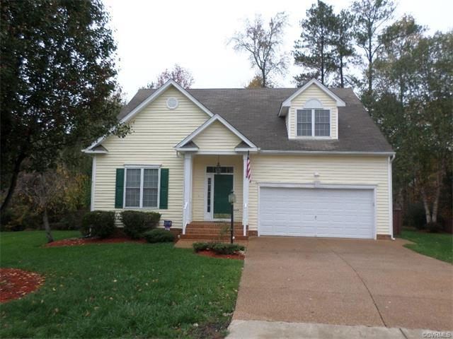 9001 Spyglass Hill Turn, Chesterfield, VA 23832 (MLS #1739739) :: The Ryan Sanford Team