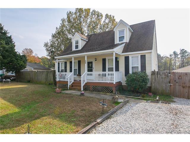106 Pinetree Court, Prince George, VA 23875 (#1739834) :: Resh Realty Group