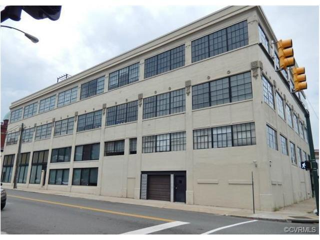 101 W Marshall Street #25, Richmond, VA 23220 (MLS #1739863) :: Small & Associates