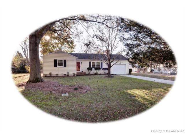 111 Nina Lane, Williamsburg, VA 23188 (MLS #1740149) :: Chantel Ray Real Estate