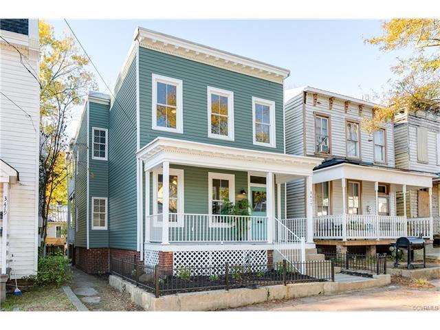 3417 E Marshall Street, Richmond, VA 23223 (MLS #1740166) :: The RVA Group Realty