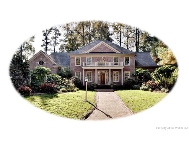 132 Holly Hills Drive, Williamsburg, VA 23185 (MLS #1740169) :: Chantel Ray Real Estate