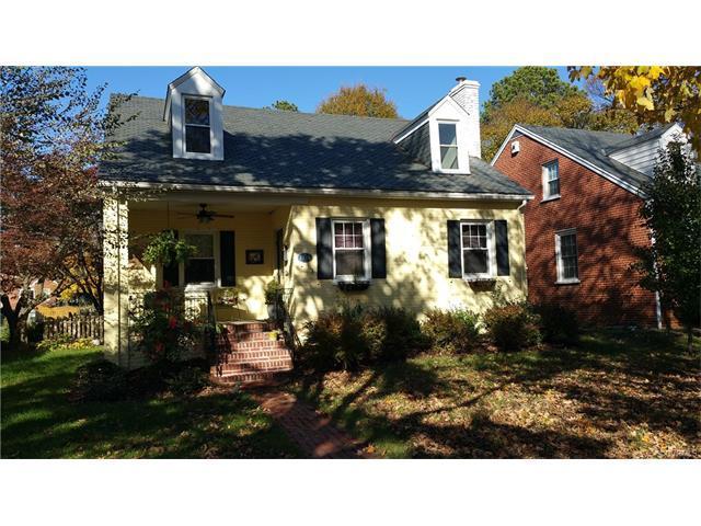 1216 Stanhope Avenue, Richmond, VA 23227 (MLS #1740189) :: Chantel Ray Real Estate