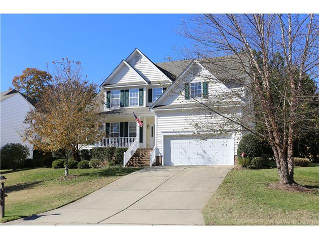 124 Elizabeth Harrison Lane, Williamsburg, VA 23188 (MLS #1740220) :: Chantel Ray Real Estate