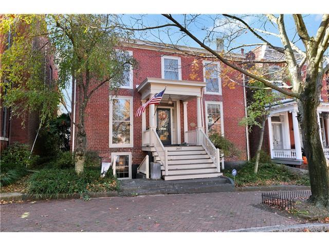 2607 E Grace Street, Richmond, VA 23223 (MLS #1740229) :: Chantel Ray Real Estate