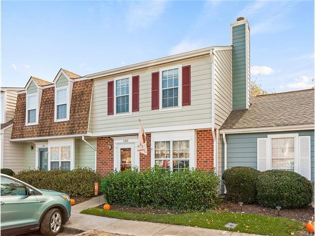 105 Arlington Square #105, Ashland, VA 23005 (MLS #1740247) :: Chantel Ray Real Estate