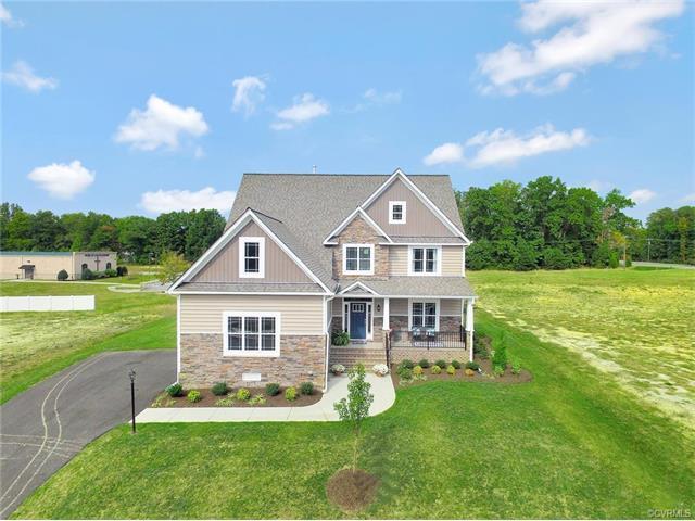 10912 Bellshire Ridge, North Chesterfield, VA 23236 (MLS #1740248) :: Chantel Ray Real Estate