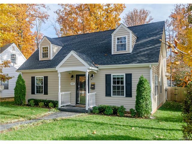 817 Pepper Avenue, Richmond, VA 23226 (MLS #1740356) :: Small & Associates