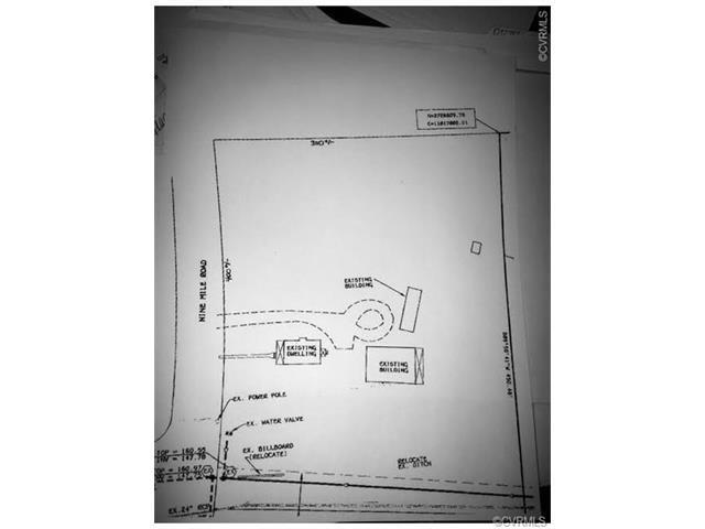 5910 & 5920 Nine Mile Road, Henrico, VA 23223 (MLS #1740377) :: The Ryan Sanford Team
