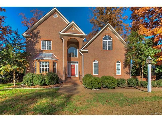 3500 Fox Hurst Drive, Midlothian, VA 23113 (MLS #1740595) :: The Ryan Sanford Team