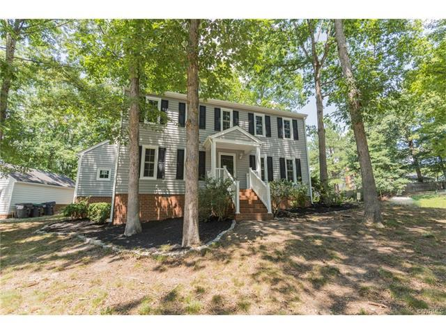 13100 Queensgate Road, Midlothian, VA 23114 (MLS #1740601) :: The Ryan Sanford Team
