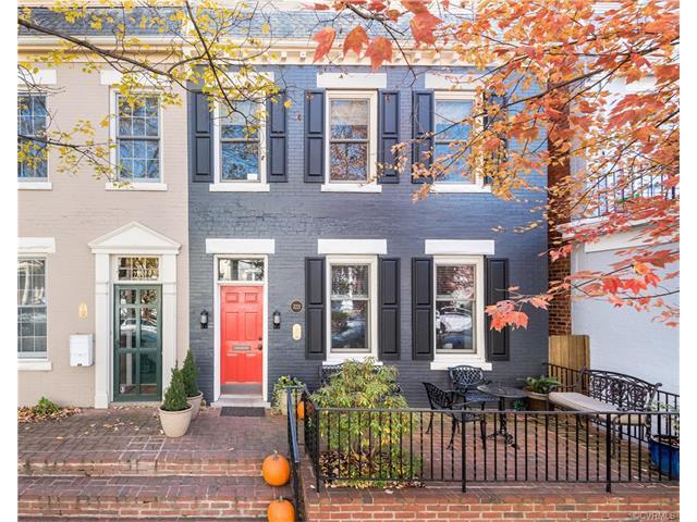 2221 Park Avenue, Richmond, VA 23220 (MLS #1740632) :: Small & Associates