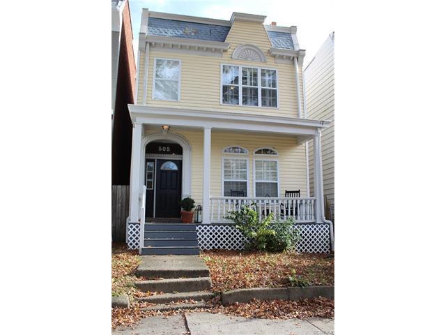 505 N 32nd Street, Richmond, VA 23223 (MLS #1740670) :: Small & Associates