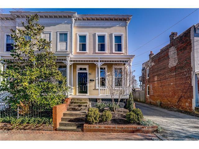 5 S Vine Street, Richmond, VA 23220 (MLS #1740880) :: Small & Associates
