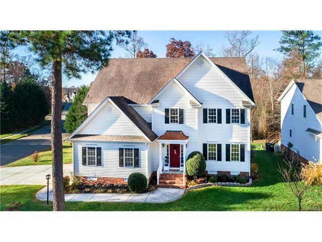 15706 Hampton Forest Drive, Chesterfield, VA 23832 (#1740962) :: Abbitt Realty Co.