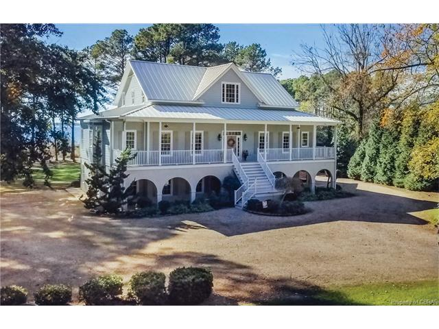 3520 Windmill Point Road, White Stone, VA 22578 (MLS #1741009) :: Small & Associates