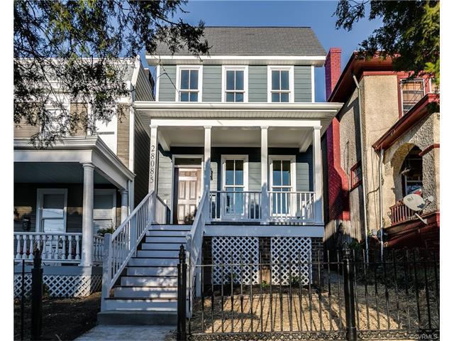 2808 1/2 E Leigh Street, Richmond, VA 23223 (MLS #1741077) :: Small & Associates
