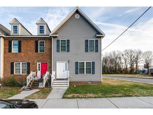 3100 Taylor Avenue #3100, West Point, VA 23181 (MLS #1741134) :: The RVA Group Realty