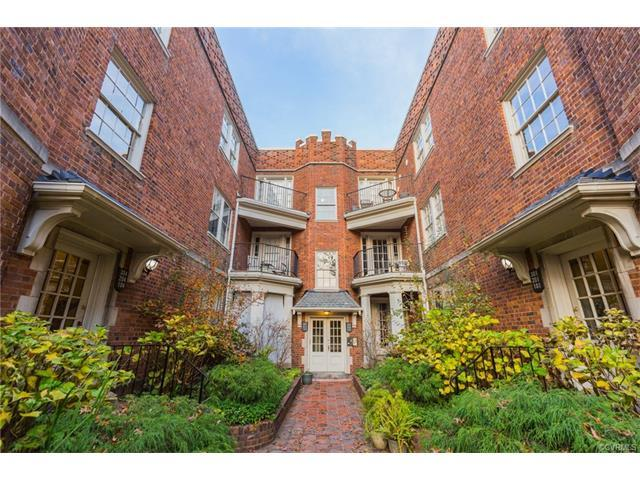 3414 Monument Avenue #104, Richmond, VA 23221 (MLS #1741290) :: Small & Associates